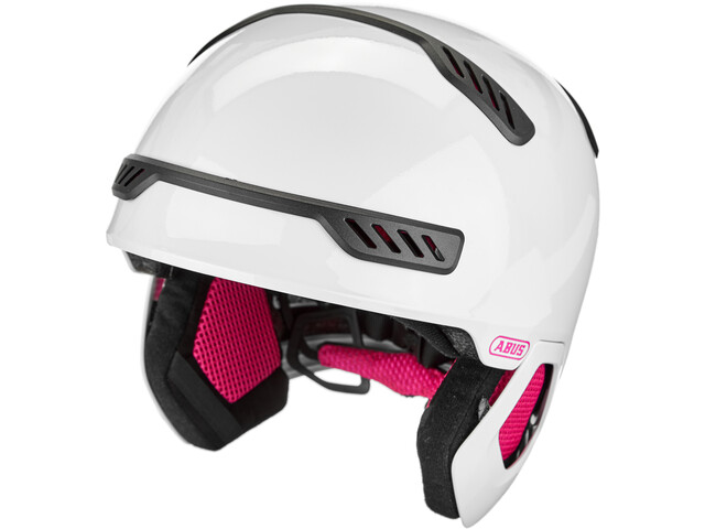 ABUS Scraper 3.0 ERA Helmet pearl white